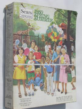 1980 Spring / Summer Sears catalog, retro kitchenware, tools, furniture