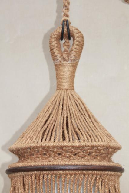 how to stop macrame rope from unravwlling