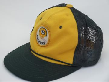 60s or 70s vintage Green Bay Packers cap