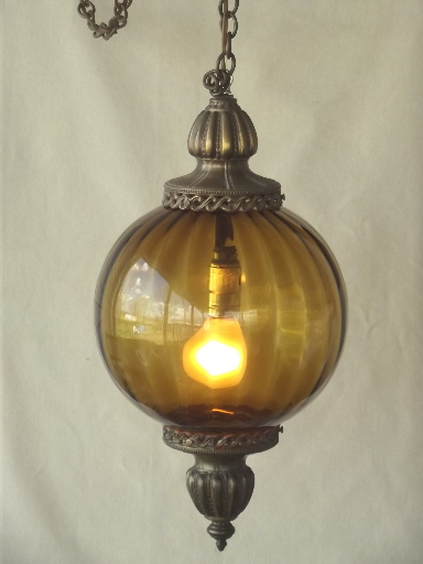 retro lighting, pendant lanterns and swag lamps