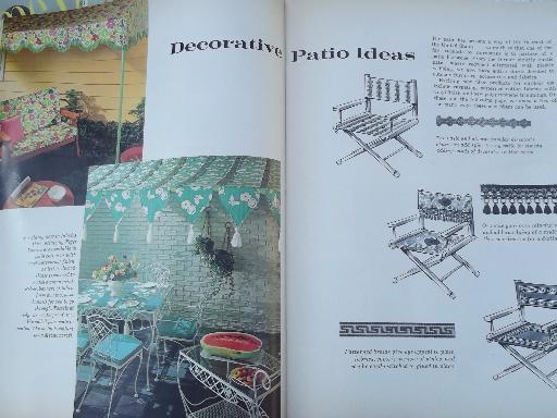 60s vintage home decor magazines lot retro mod furniture kullanmad n z dergilerden raf 252 nitesi yap n dekorasyon