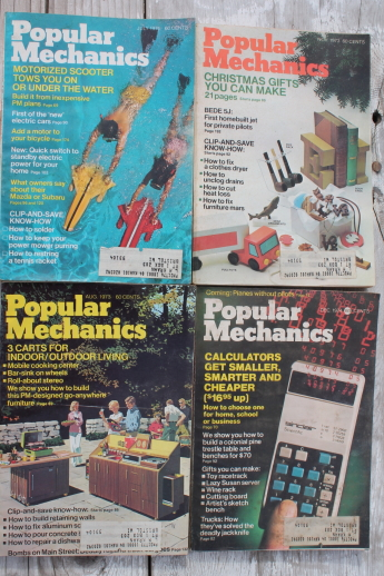 popular mechanics electronic assignment Science news online features daily news, blogs, feature stories, reviews and more in all disciplines of science, as well as science news magazine archives back to 1924.
