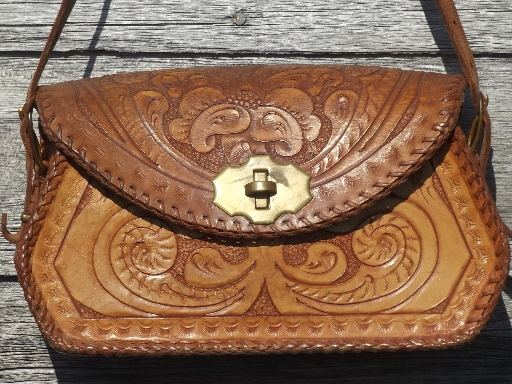 Tooled Leather Purses Made In Mexico Best Purse Image Ccdbb