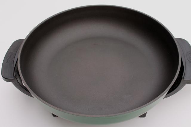 8025 Dazey electric skillet frying pan cooker party chef style buffet casserole