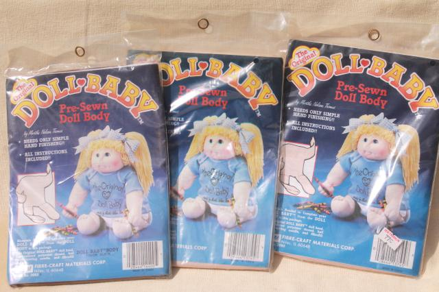 80s cabbage patch dolls value