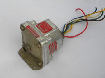 Barksdale pressure or vacuum activated switch D2H-H18