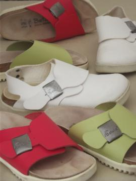 Betula Birkenstock sandals & clogs, lot summer shoes size US 6 or 6 1/2