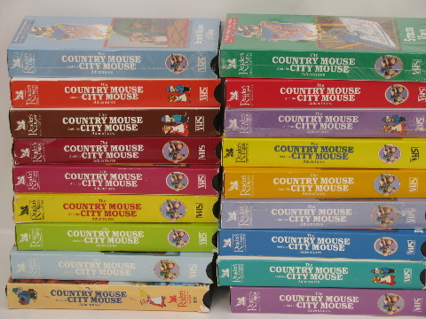 Country Mouse And City Mouse Adventures Reader S Digest
