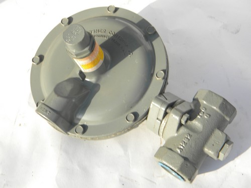 Fisher Gas Regulators For Natural Gas