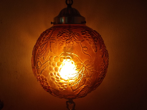 Old fashioned globe lamps 63
