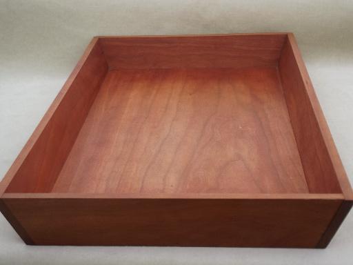 Wood Tableware Diy