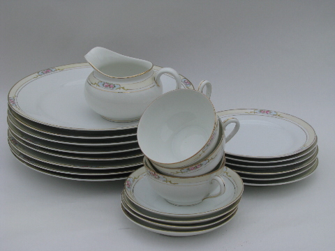 Dating noritake marks