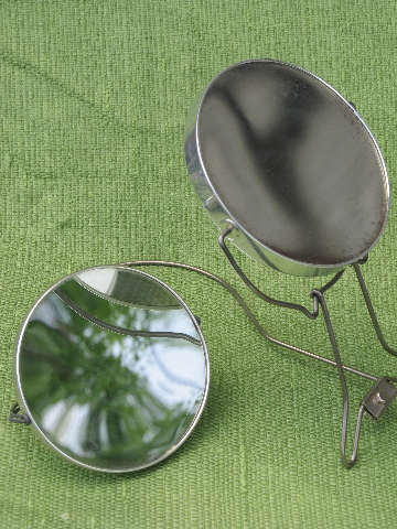 Hands Free Double Sided Magnifying Makeup Mirror Amp Vanity