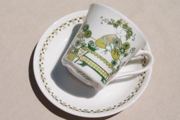 iggjo Flint Turi - Design Market Scandinavian mod vintage cup & saucer