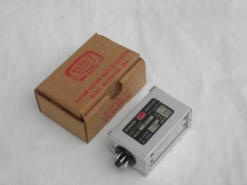 Industrial Warner Electric break/clutch control model 5400-24