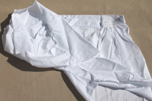 Jockey gripper shorts, 100% cotton boxer undershorts men's XL, vintage new old stock underwear