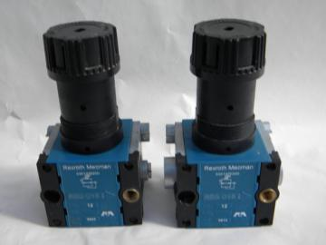 Lot 2 Rexroth Mecman regulators for compressed air C15i / 5351420200