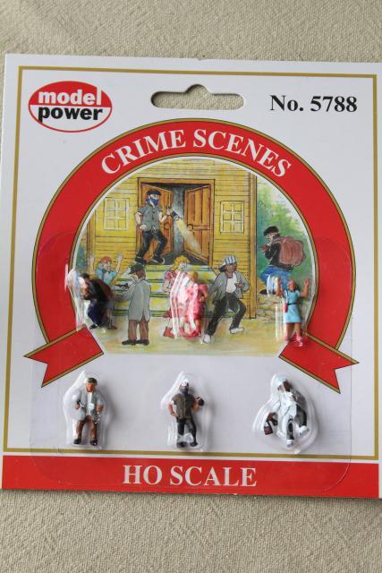 Lot Ho Scale Vintage Model Railroad Miniatures Mini Figures People Amp Accessories