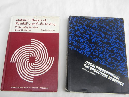 Lot advanced mathematics books linear programming/set selection+