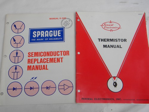 Lot of 1970s vintage technical vacuum tube transistor books