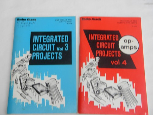 Lot of vintage diy do it yourself electronic project books solutioingenieria Images