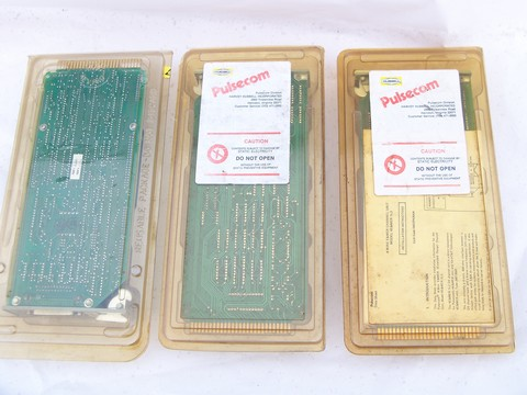 Lot Pulsecom modules DSU-DP3/4TDM-1L2/4E&MER-1L2