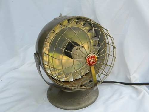 Machine Age Ge Adjustable Electric Space Heater Fan