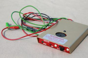 Magneto timing light Synchronizer for static ignition timing,  buzz box timing light