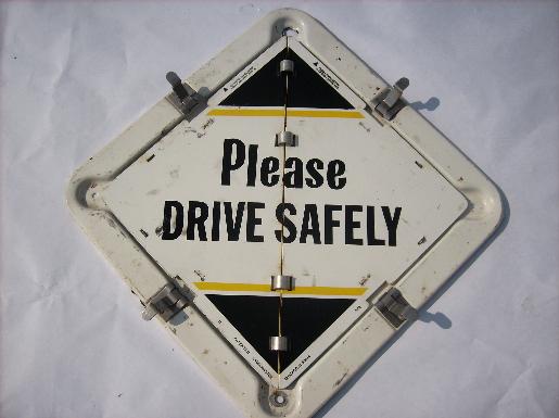 15 Signs Truck Flip Signs Metal