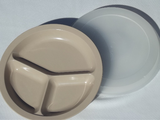 Microwave cookware lot, vintage Anchor Hocking, Nordic