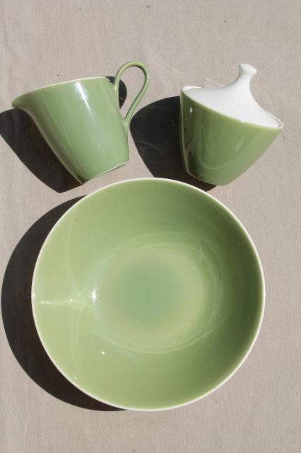 Plates Green Tableware