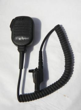 Motorola NMN6191B CB radio microphone handset, never used