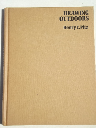 Out Of Print Art Instruction Books Artists Ink Pencil Drawing Painting
