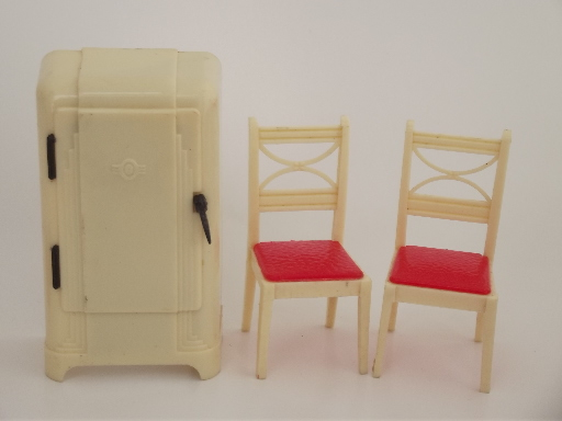 Vintage Renwal Dollhouse Furniture By Bing Images