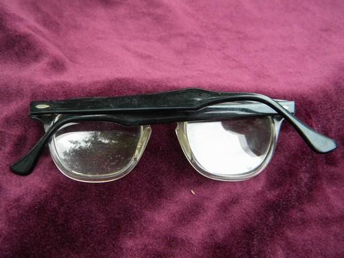 Ray Ban Vintage Glasses Frames : Retro 1950s mid century Bausch & Lomb eyeglasses frames ...