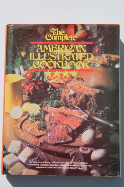 Retro Vintage Cookbooks New Mccall Cook Book