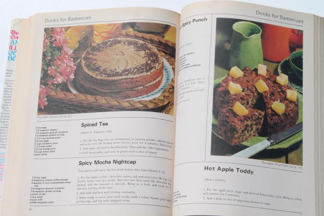 Retro 70s 80s Vintage Cookbooks New Mccall S Cook Book