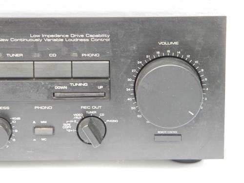 Retro 80s yamaha natural sound stereo receiver r 7 japan for Yamaha receiver customer support phone number