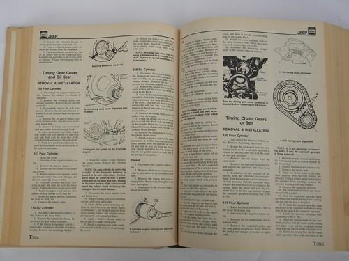 retro chilton s truck van repair manual 1979 1986 rh 1stopretroshop com Chevy 4x4 Repair Manual Chilton Repair Manuals Ford