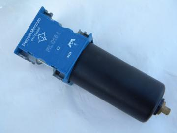 Rexroth Mecman 5351220060 compressed airline filter FIL C15i