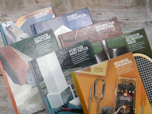 Set of time life do it yourself diy home repair improvement books solutioingenieria Image collections