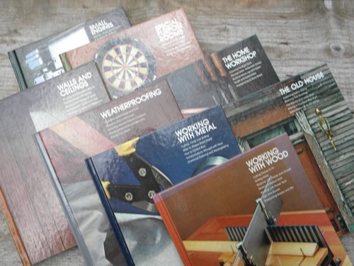 Set of time life do it yourself diy home repair improvement books solutioingenieria Images