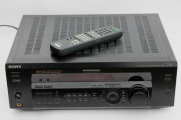 Sony digital audio / video control center, Dolby cinema sound processing unit