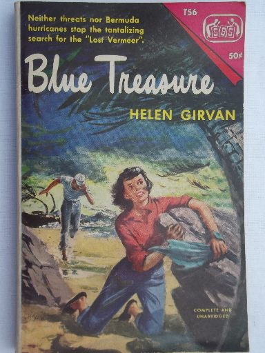 Children S Book Covers Without Titles : Teen mystery adventure late s vintage children book