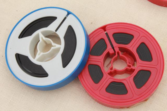 vintage 8mm home movie film reels  amateur vacation movies from the 60s & 70s