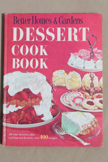 vintage Better Homes & Gardens cookbooks lot, retro recipes for home canning, so good meals!