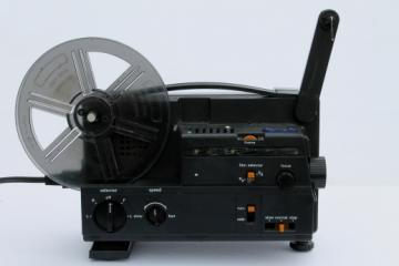 Vintage Chinon 4000GL projector, reel to reel movie projector  for 8mm / super8 film