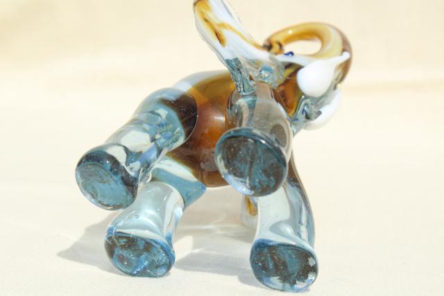 Vintage barovier murano glass theme