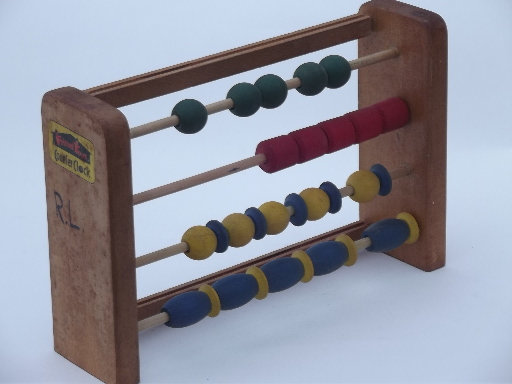 how to make a bead counter