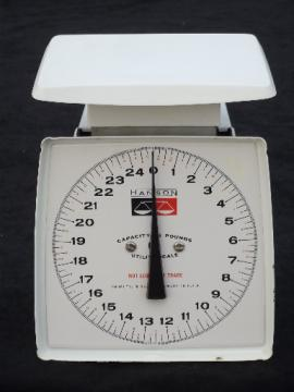 Vintage Hanson utility scale for kitchen or farmer's market produce